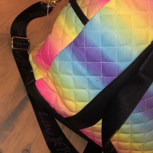 Betsey Johnson Bags - NWT luv Betsey Johnson weekender bag